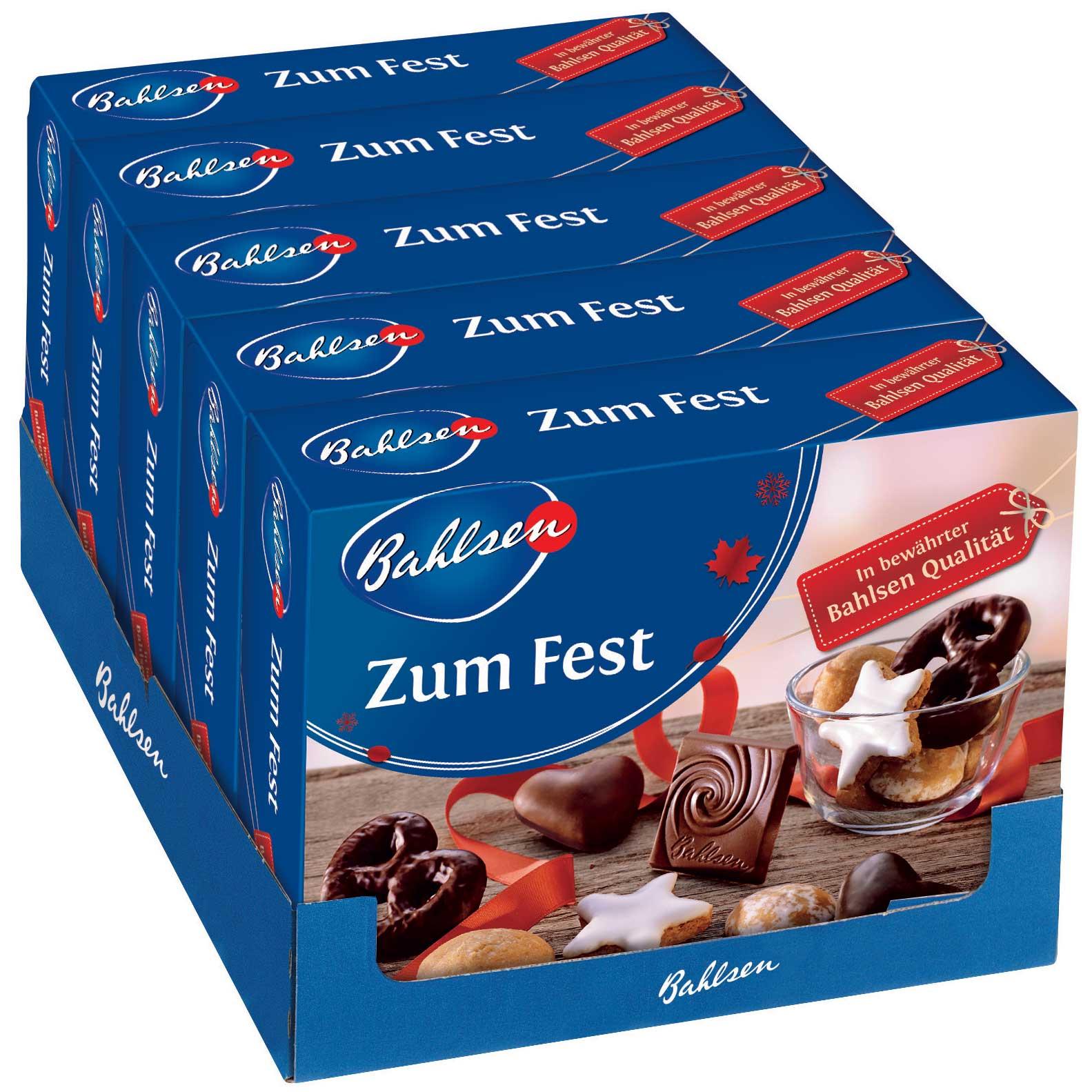 Bahlsen Zum Fest