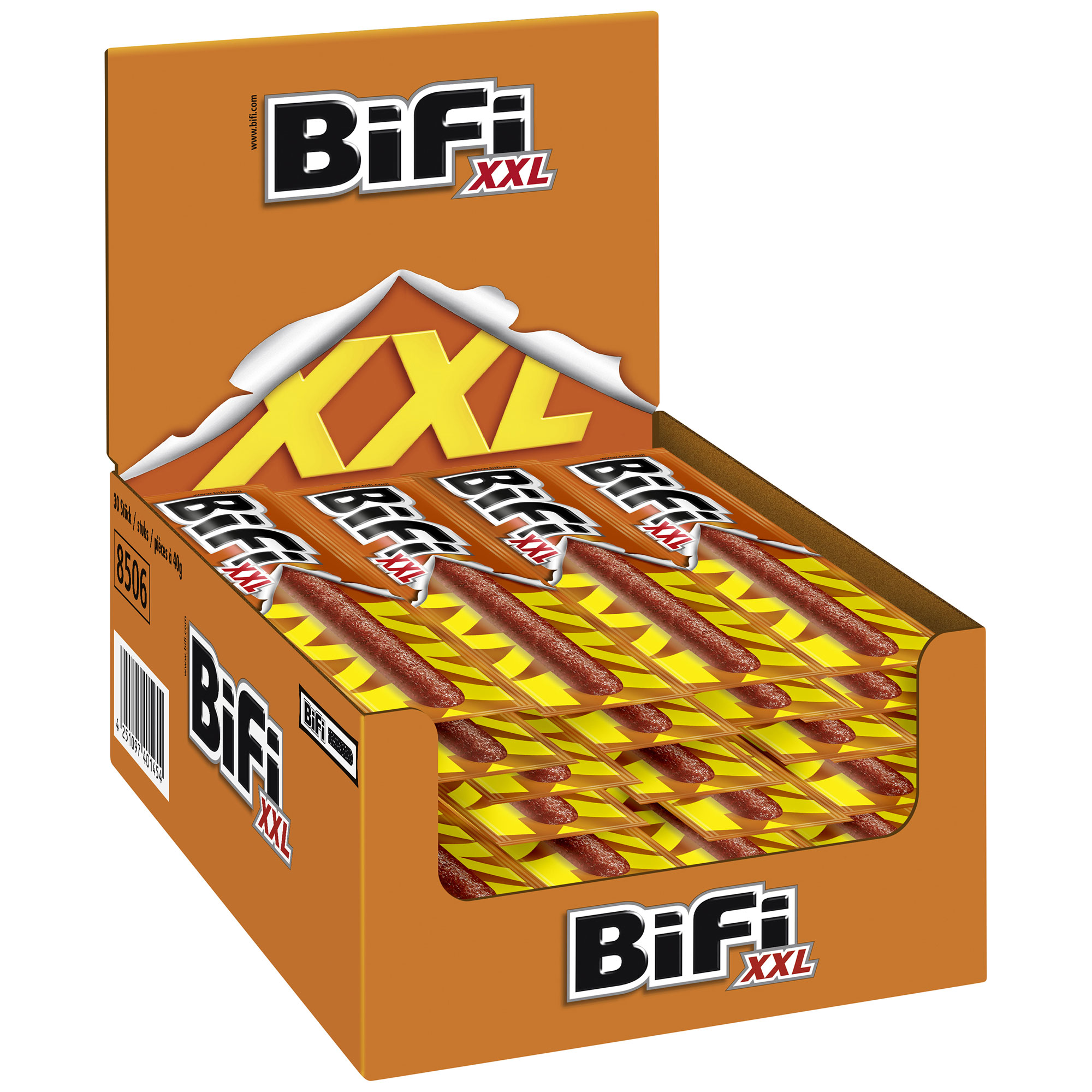 bifi original xxl online kaufen im world of sweets shop. Black Bedroom Furniture Sets. Home Design Ideas
