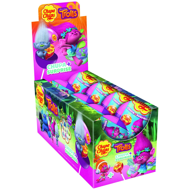 Chupa chups chupa surprise trolls online kaufen im world of sweets shop - Housse de couette chupa chups ...