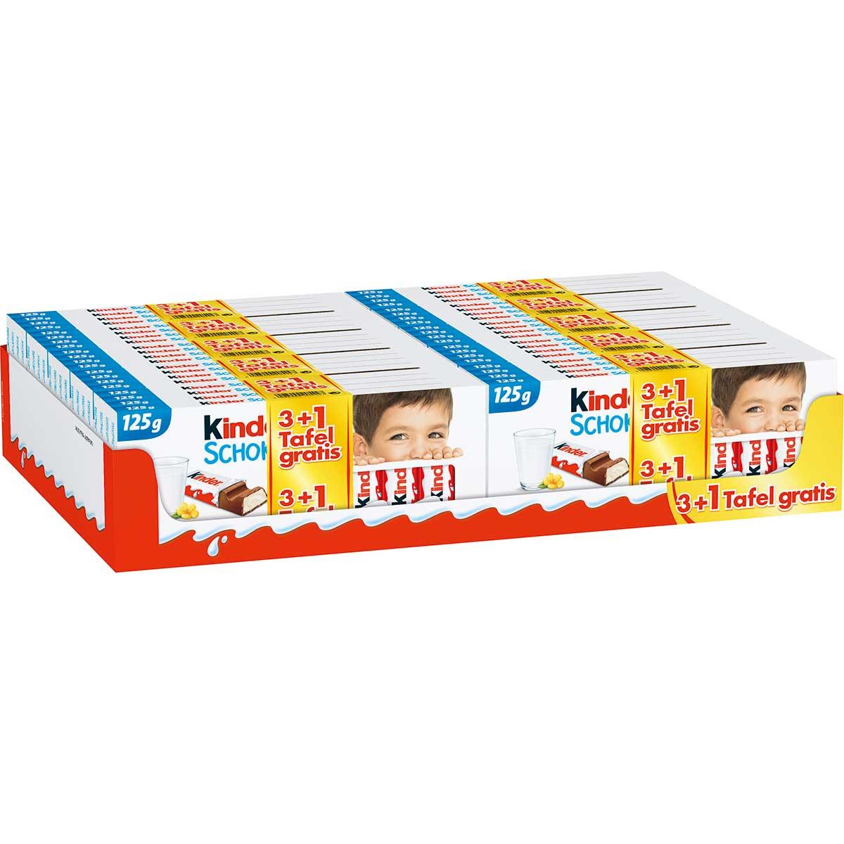 Kinderschokolade Tafel