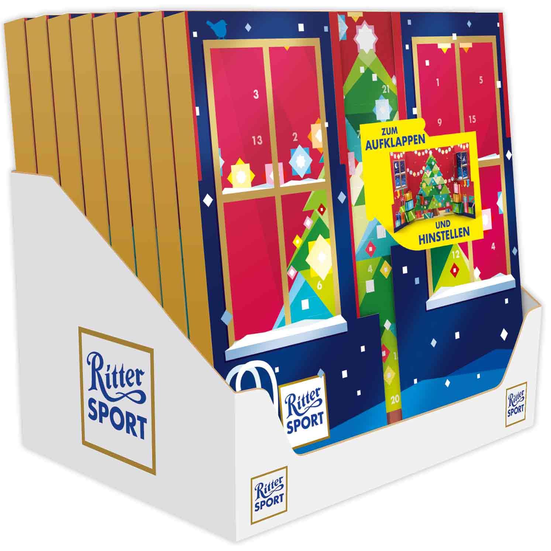 Ritter Sport Adventskalender