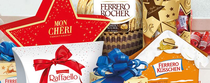 Weihnachten mit Ferrero