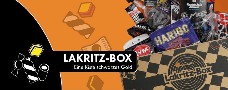 Lakritz-Box