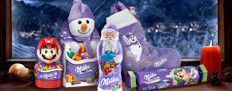 -30% auf Milka Weihnachten sparen