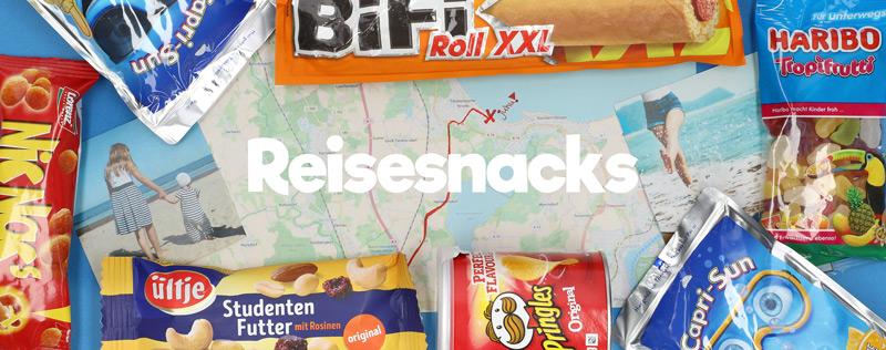 Reisesnacks