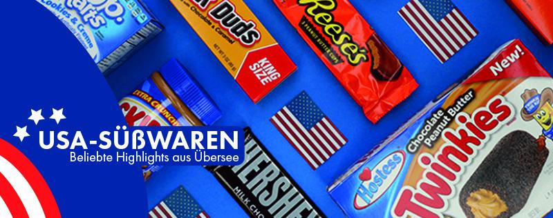 USA Süßigkeiten