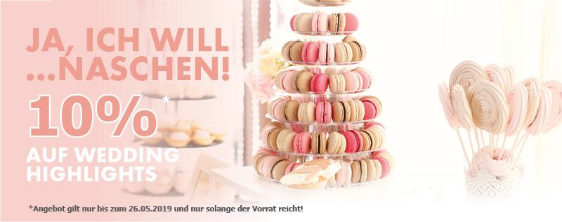 10%* Wedding Candybar