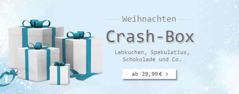 Crash-Box Weihnachten