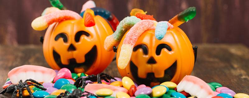 Schaurige Halloween