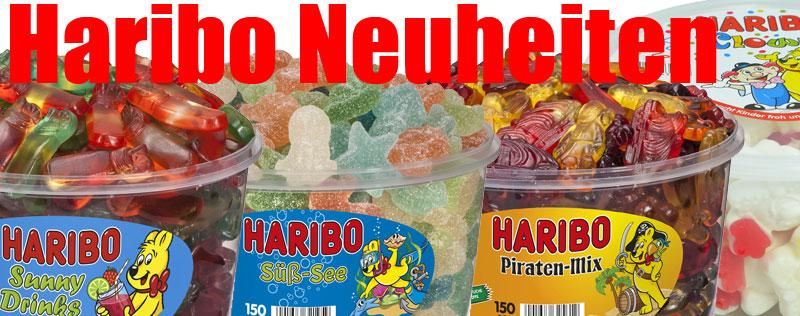 Haribo Neuheiten 2017