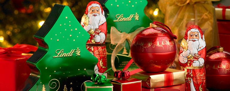 Weihnachten mit Lindt