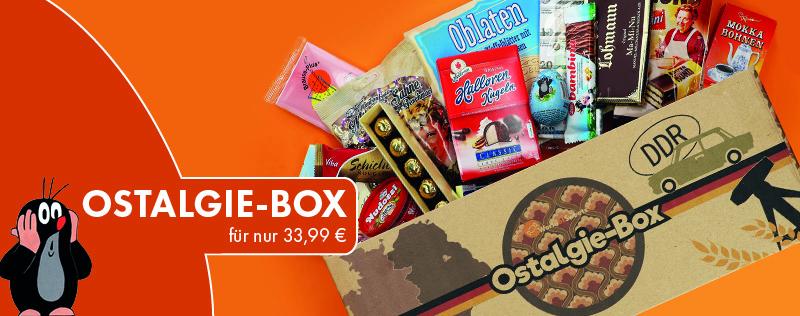 Ostalgie-Box