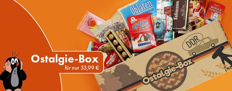 NEU: Ostalgie-Box