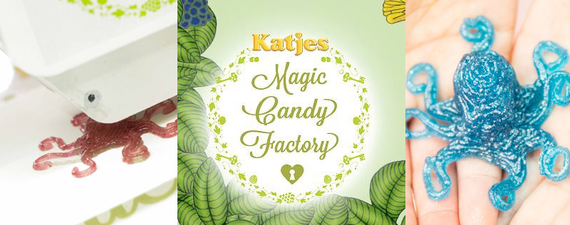 Die 3D-Revolution: Magic Candy Factory