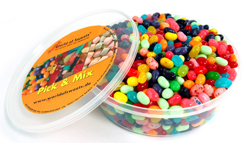 pick mix jelly beans sorten selber mixen world of sweets online shop. Black Bedroom Furniture Sets. Home Design Ideas