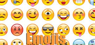 Emoji Süßigkeiten